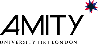 Amity University [IN] London logo