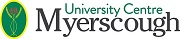 University Centre Myerscough logo
