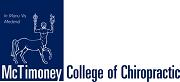 McTimoney College of Chiropractic logo