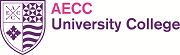 AECC University College logo
